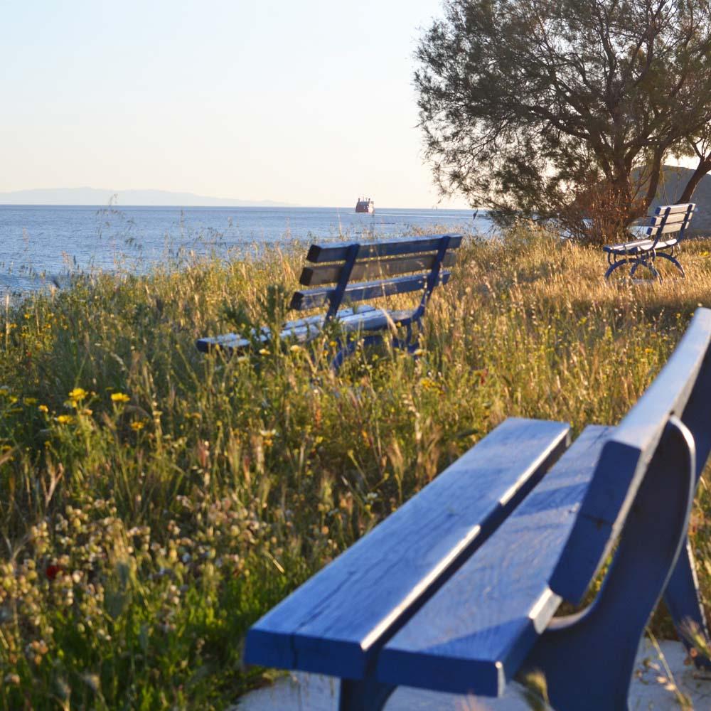 Μαρία Άννα Maria Anna Katsiki Mar kats97 τίτλος Ένα μπαλκόνι με θέα το Αιγαίο Aegean view Τοποθεσία Λιόπεσι Liopesi